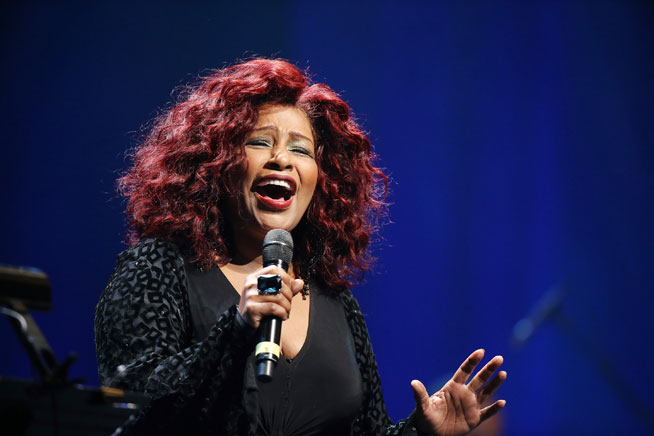 Masterjam NYE in Dubai - Chaka Khan interview
