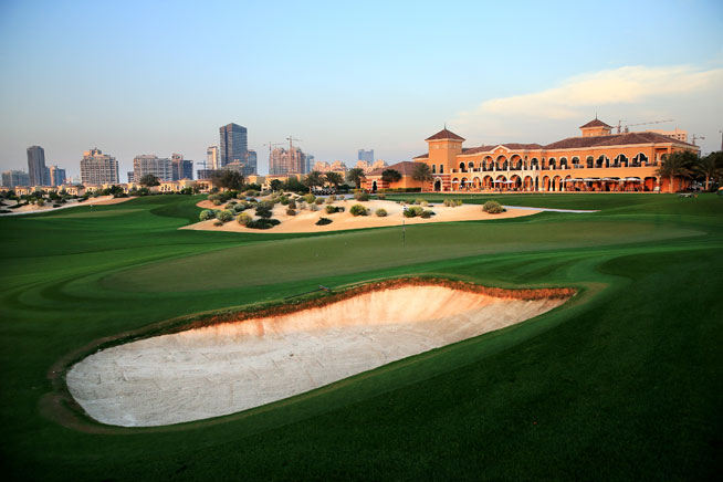 The Els Club, Dubai Sports City