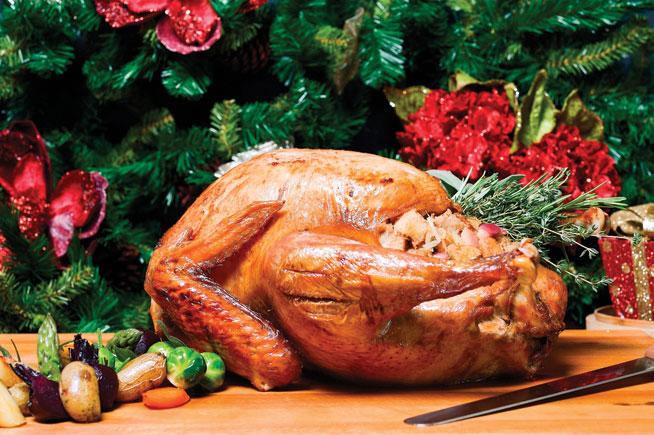 Takeaway turkey in Dubai - Fairmont The Palm
