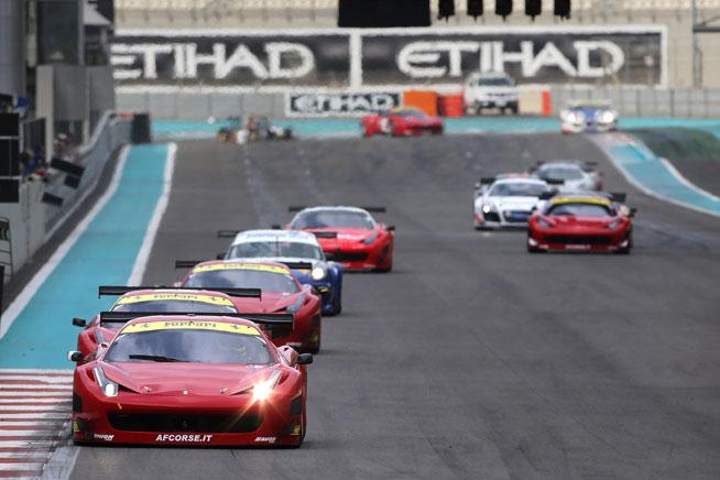Gulf 12 hour race