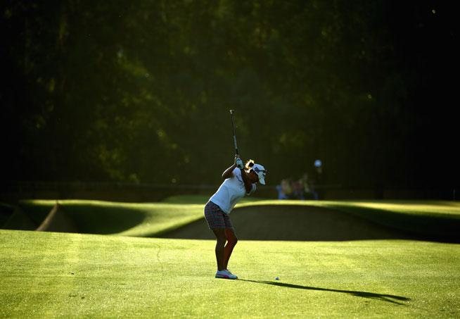 Ladies European Tour at Emirates Golf Club