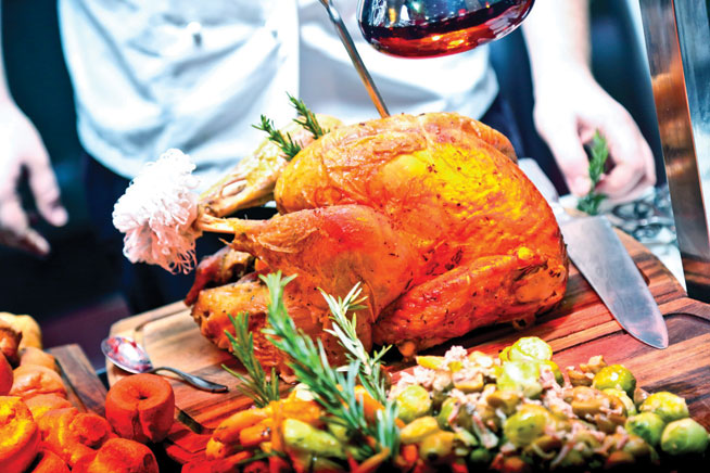 Takeaway turkey in Dubai - Lafayette Gourmet