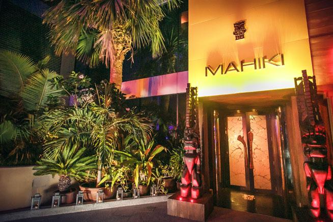 Mahiki Dubai, Jumeirah Beach Hotel