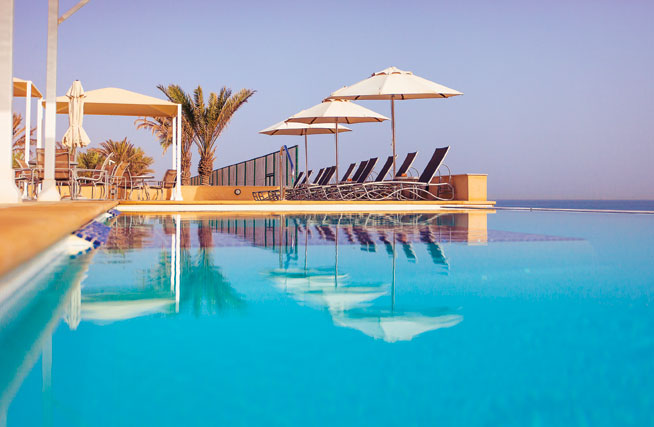 Millennium Resort Oman - family holiday