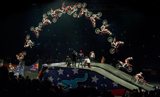 Nitro Circus in Abu Dhabi