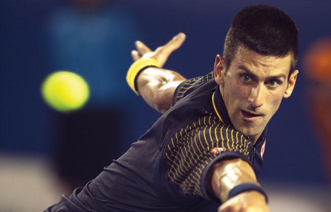 Mubadala World Tennis Championship featuring Novak Djokovic