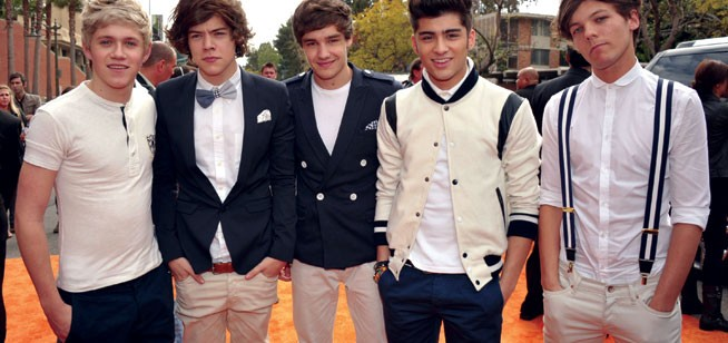 One Direction store opens in Dubai - What's On