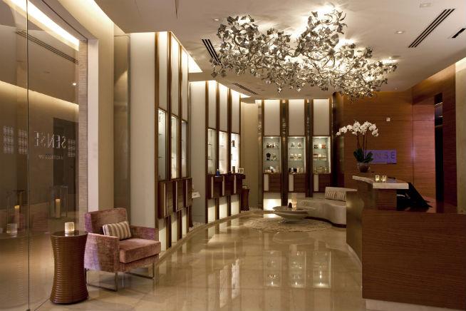 Rosewood Abu Dhabi Sense Spa