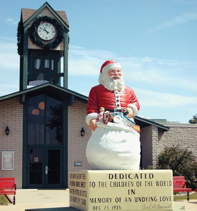 Santa Claus, Indiana USA