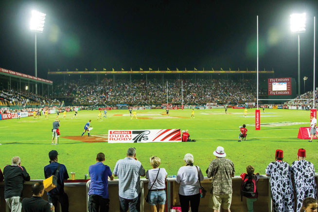 Things to do in Dubai 2015 special - Dubai Sevens