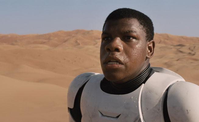 Star Wars: The Force Awakens, in Abu Dhabi