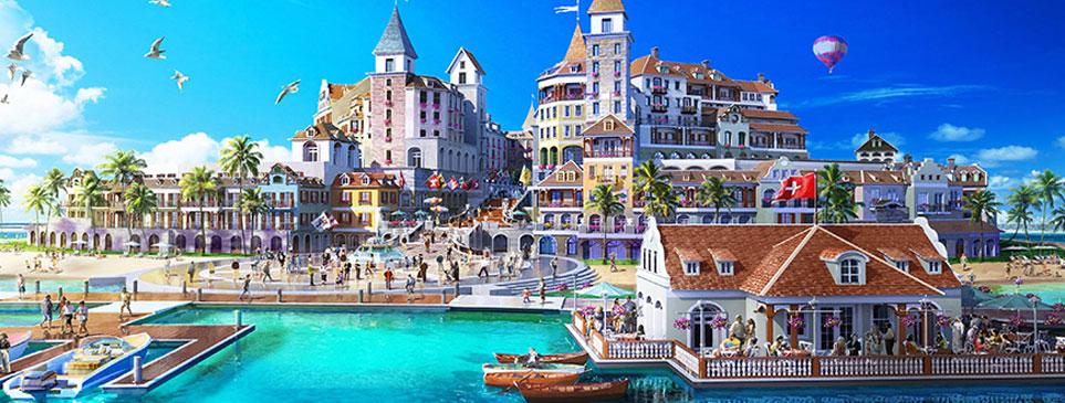 Sweden Island Starts Work On Dubai World Islands What S On