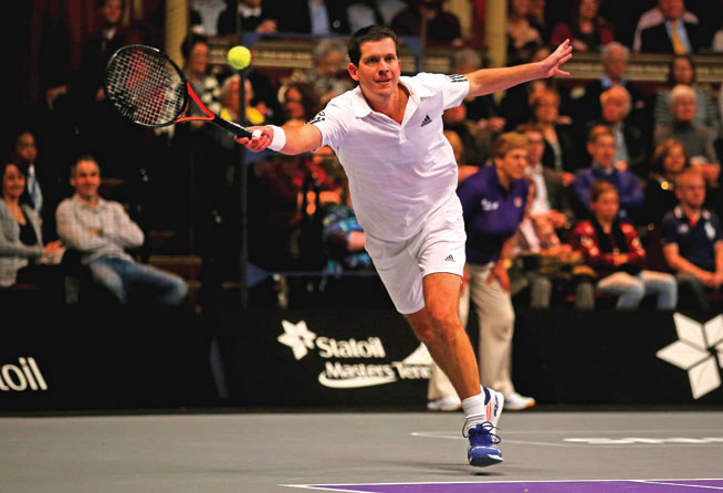 Things to do in Dubai 2015 special - Tennis At The Palace