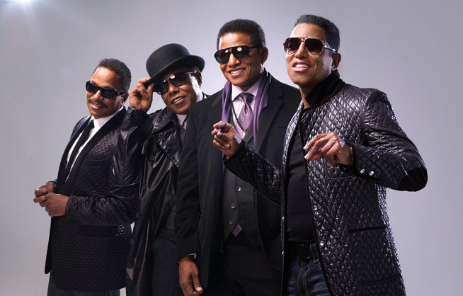 Masterjam NYE in Dubai - The Jacksons interview