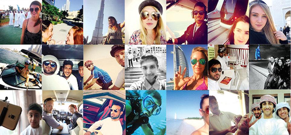 UAE Selfie competition winners announced
