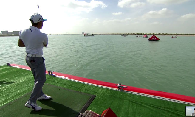 Abu Dhabi HSBC Golf Championship - fun preview
