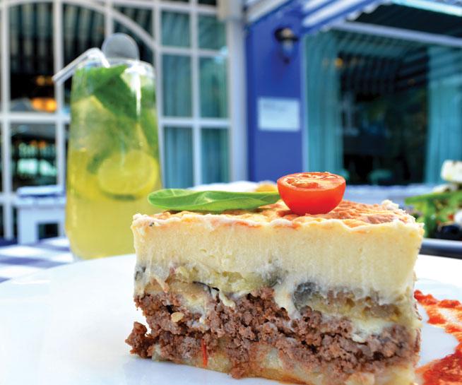 Acropolis - best dishes in Abu Dhabi
