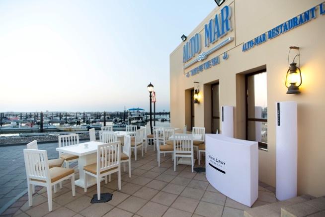 Win! Dinner at Alto Mar