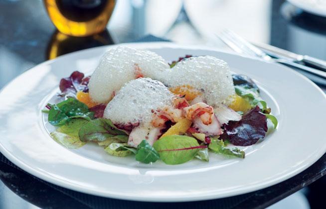 Amalfi - best dishes in Abu Dhabi