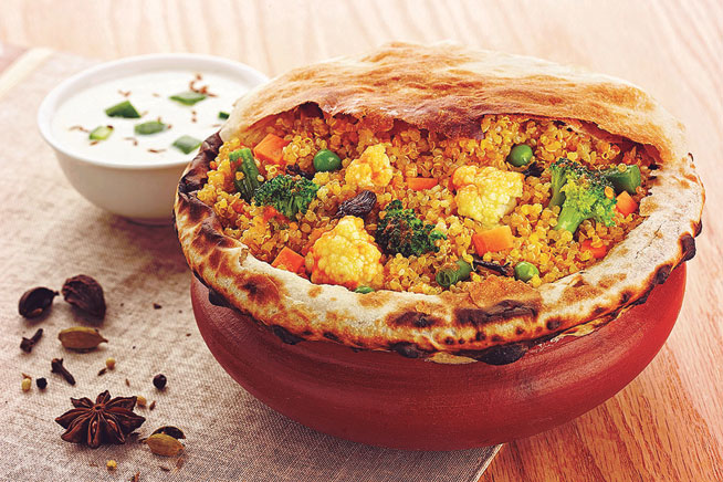 Best restaurants in Abu Dhabi on a budget - Biryani Pot