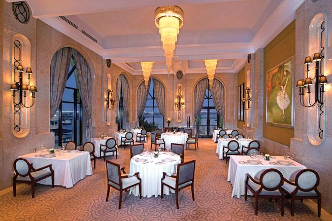Best restaurant in Abu Dhabi - Bord Eau