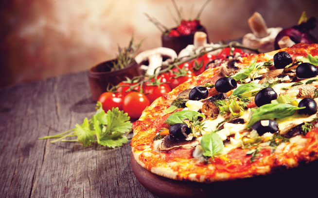 Best restaurants in Abu Dhabi on a budget - Broccoli Pizza and Pasta