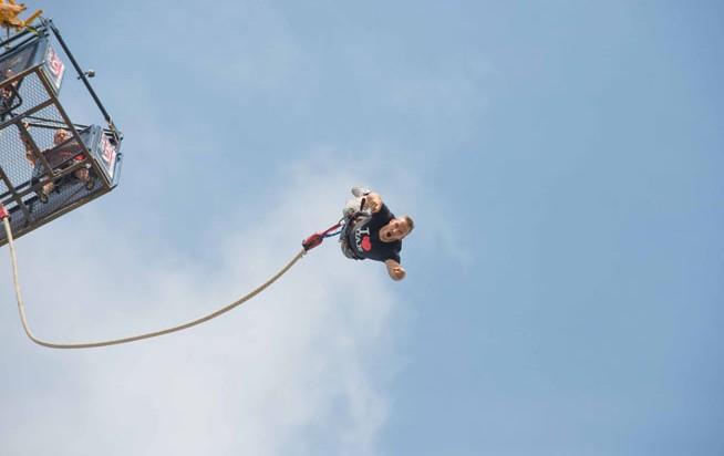 GravityZone bungee jump