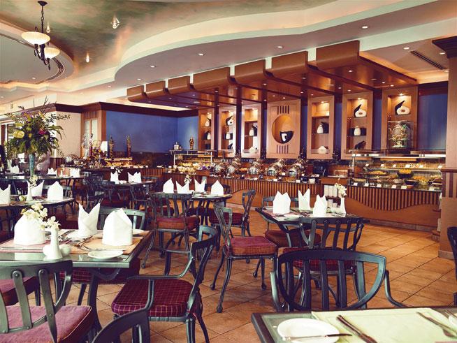 City Cafe in Abu Dhabi