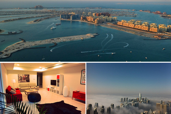 8 incredible Airbnb rentals in Dubai