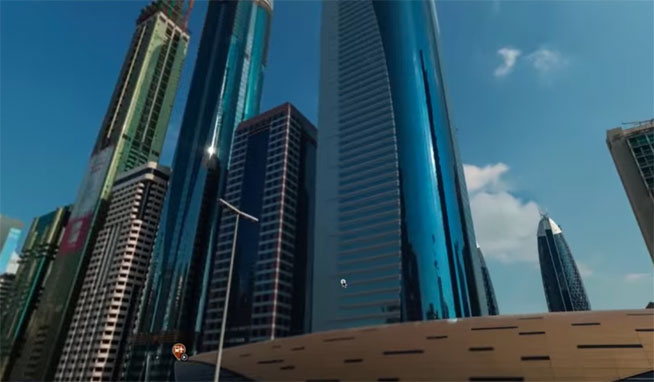 Dubai360.com creates an interactive platform from which to tour the emirate