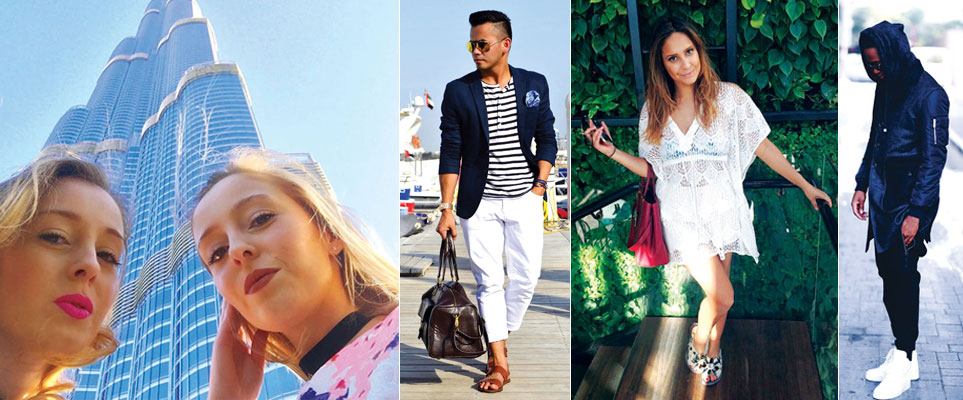 Fashion Bloggers in Dubai - find out more
