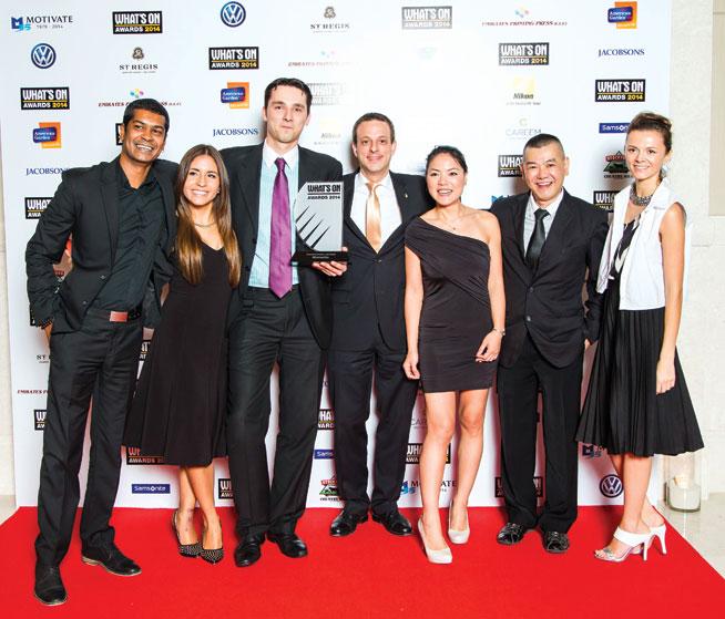 Favourite Brunch in Abu Dhabi - Giornotte, The Ritz-Carlton