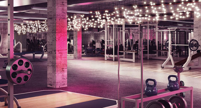 Fit Republik, new gym at Sports City