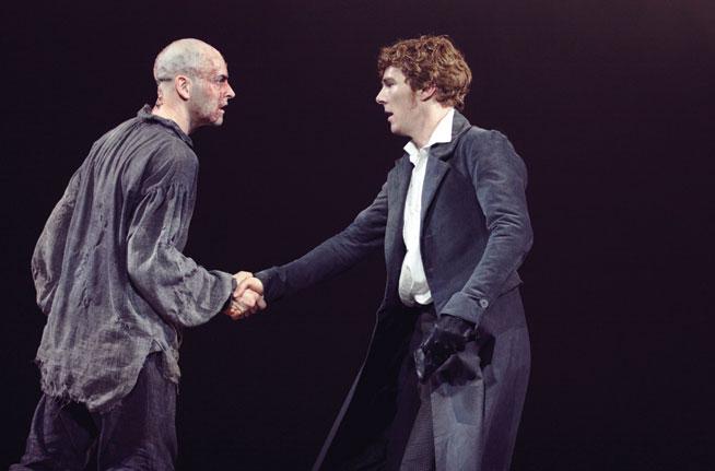 Frankenstein - National Theatre live