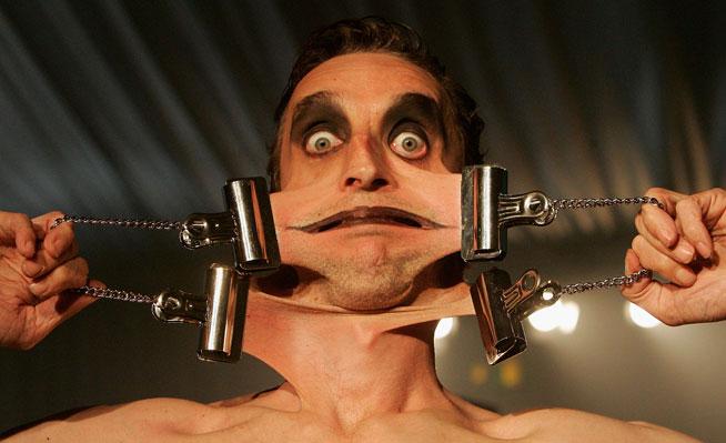 Gary Stretch will be at Cirque Le Soir in Dubai