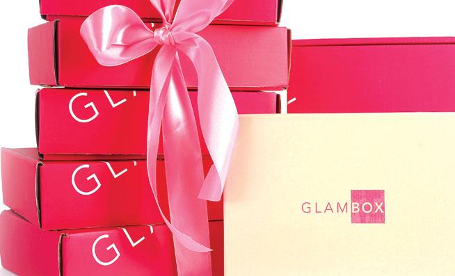 Glambox delivery service in Dubai
