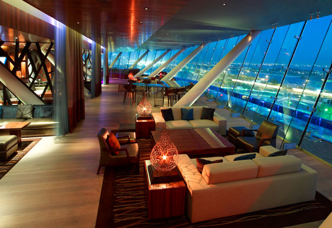 Glow At Twelve, Abu Dhabi