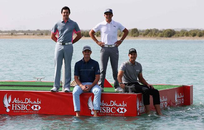 HSBC Abu Dhabi Golf Championship