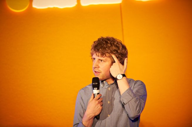 Josh Widdicombe to perform in Dubai