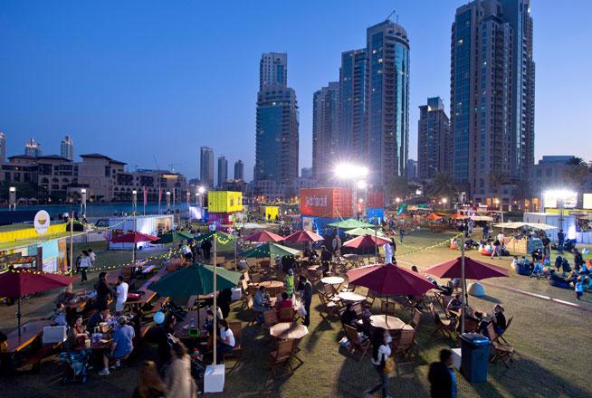 Market OTB in Downtown Dubai