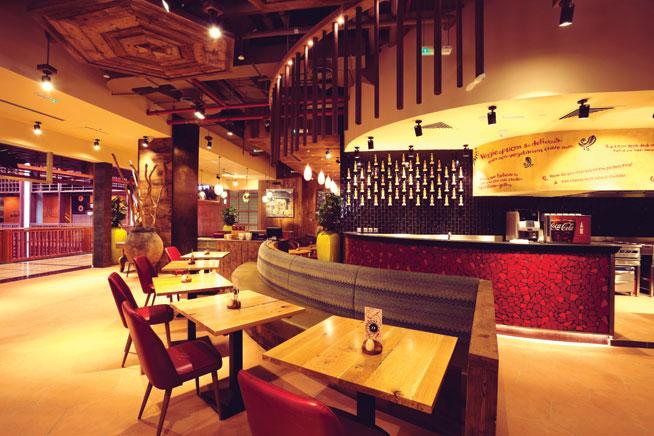 Best restaurants in Abu Dhabi on a budget - Nando's Abu Dhabi