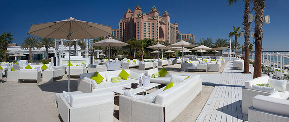 Nasimi Sessions launches at Atlantis The Palm