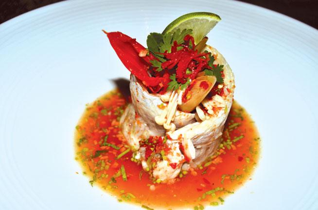 Pachaylen - best dishes in Abu Dhabi