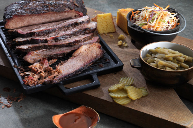 Perry and Blackwelder's brisket