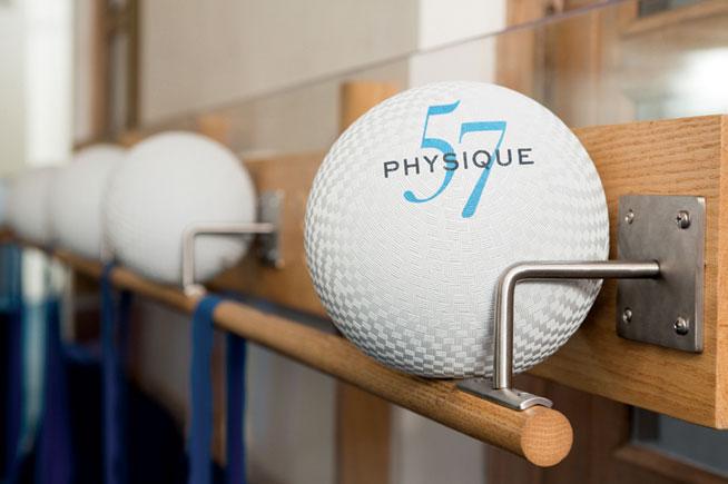 Physique 57 barre classes