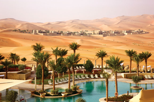 Qasar Al Sarab - road trips in the UAE