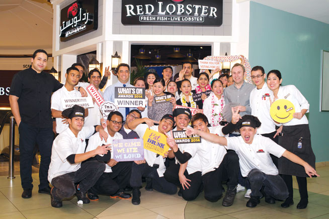 Favourite Seafood restaurant in Abu Dhabi (affordable) - Red Lobster