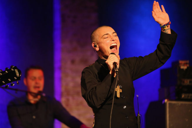 Sinéad O'Connor to perform in Dubai