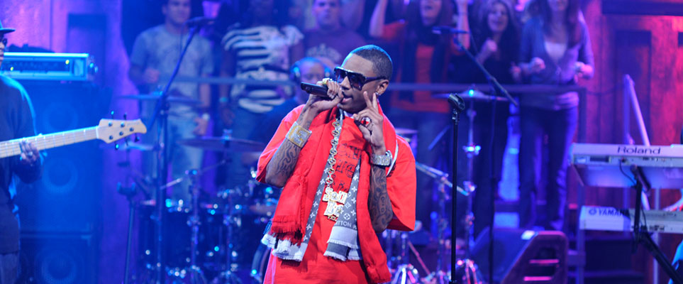 Soulja Boy will perform at Armani/Prive Burj Khalifa