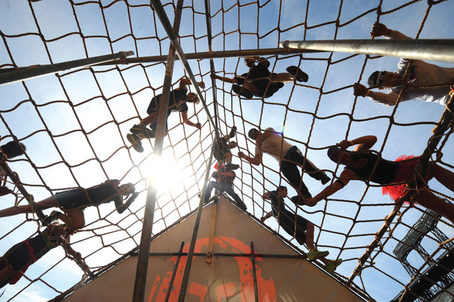 Spartan Race - endurance races in UAE